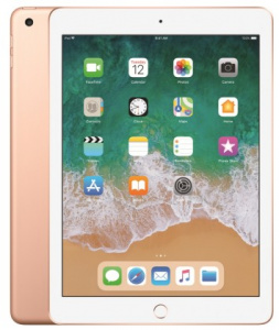 "Tablet Apple iPad Wi-Fi 9,7"" 128GB Gold (2018)"