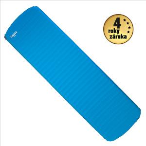 YATE ALPIN 3,8 modrá/šedá Samonafukovací karimatka