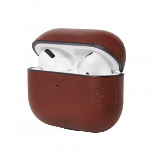 Decoded AirCase, brown - AirPods Pro