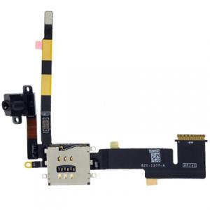 Flex iPad 2 HF konektor + SIM reader