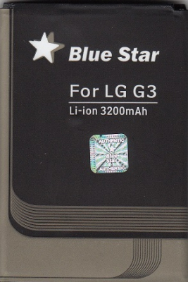 Baterie BlueStar LG G3 D855 (BL-53YH) 3200mAh Li-ion