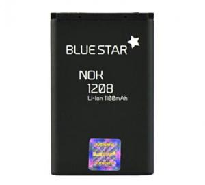 Baterie Blue Star pro Nokia 1112, 1200, 1208, 1680 (BL-5CA)  1100 mAh Li-Ion