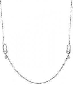 Luxusní ocelový náhrdelník LJ1399