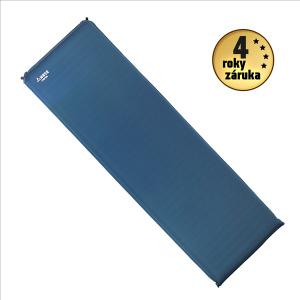 YATE CAMPING 7,5 modrá/šedá Samonafukovací karimatka