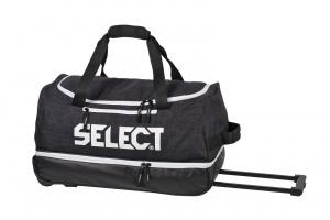 Select Sportovní taška Travelbag Lazio w/wheels černá 50 l