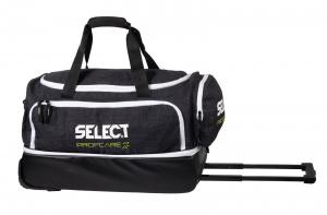 Select Medical bag large w/wheels černo bílá