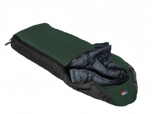 Spacák PRIMA LHOTSE 230 Comfortable zelený L