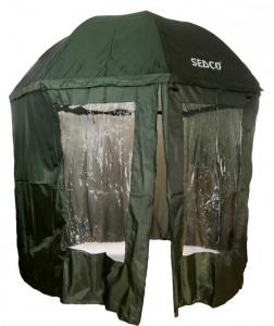 Rybářský deštník s bočnicemi SEDCO 9072 200 cm