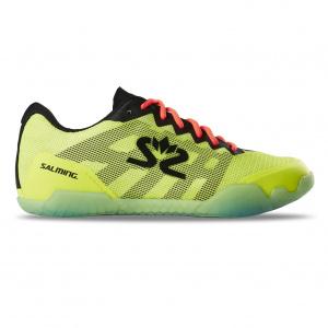Salming Hawk Shoe Men Neon Yellow, 9 UK - 44 EUR - 28 cm