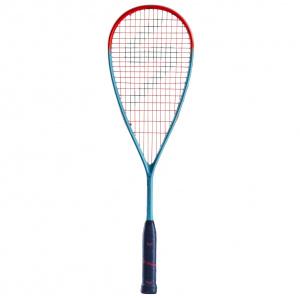 Salming Cannone PowerLite Racket Light Blue