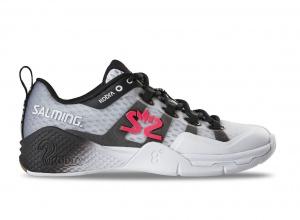 Salming Kobra 2 Shoe Women White/Black, 4 UK - 36 2/3 EUR - 23 cm