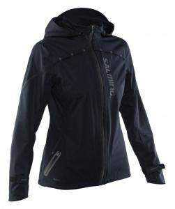 Salming Abisko Rain Jacket Women Black, XS