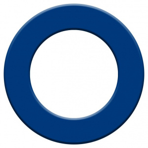 Ochranný kruh XQMax Dartboard Surround Blue