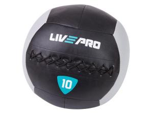 Míč na cvičení LivePro Wall Ball 10 Kg