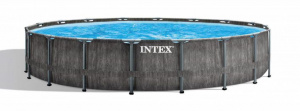 Bazén Intex 26744 Greywood Prism Frame 549 x 122 cm SET