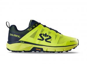 Salming Trail 6 Men Safety Yellow/Navy, 9 UK - 44 EUR - 28 cm