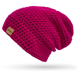 Meri Pink Beanie