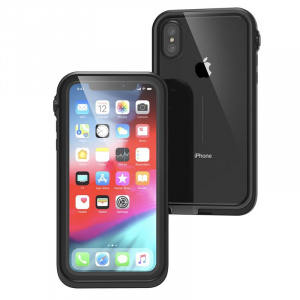 Catalyst Waterproof case, black - iPhone XS
