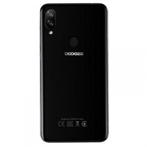 Doogee Y7 DualSIM gsm tel. 3+32 Obsidian Black - vystaveno