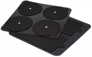 PowerDot Replacement Pads Gen 2, black