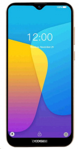 Doogee X90 DualSIM 3G gsm tel. 1+16GB Gold - vystaveno