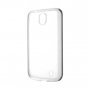 TPU gelové pouzdro FIXED pro Nokia 1, čiré