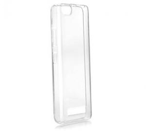 Kryt ochranný Forcell Ultra Slim 0,5mm pro Lenovo MOTO C Plus, transparent