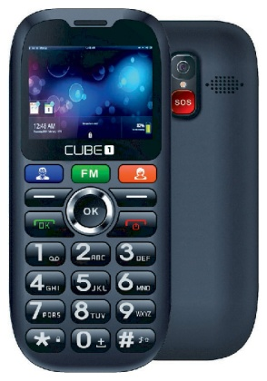 CUBE1 S100 Black (dualSIM)