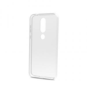 TPU pouzdro CELLY Gelskin pro Nokia 6.1 Plus, bezbarvé