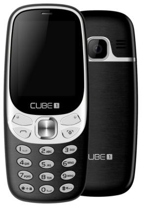 CUBE1 F500 Black (dualSIM)