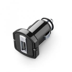 Autonabíječka CELLULARLINE Ultra, 1xUSB, 10W/2A, černá