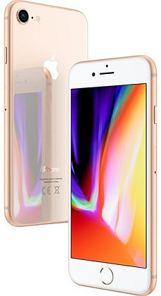 Apple iPhone 8 64 GB Gold CZ