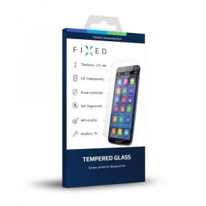 Ochranné tvrzené sklo FIXED pro Honor 6X,  čiré