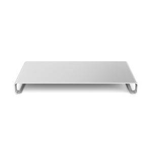 Univerzální hliníkový podstavec pod monitor Desire2, stříbrný