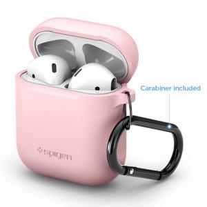 Spigen AirPods case, pink