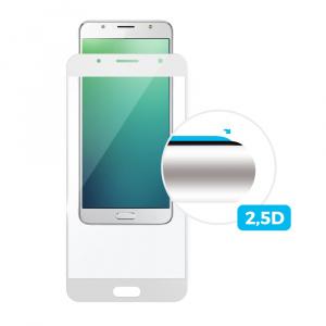 Ochranné tvrzené sklo FIXED Full-Cover pro Honor 7S, přes celý displej, bílé, 0.33 mm