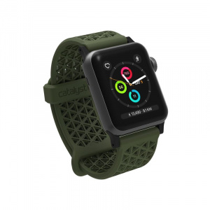 Catalyst Sport Band, green - Apple Watch 40/38mm