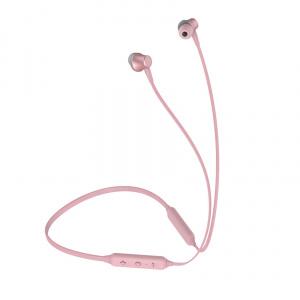 Bluetooth stereo sluchátka CELLY BH Air, růžová