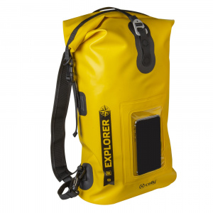 Voděodolný batoh CELLY Explorer 20L s kapsou na mobilní telefon do 6,5