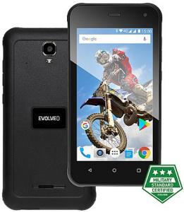 Evolveo SGP-G2-LTE StrongPhone G2 LTE Black - vodotěsný odolný IP68 (dualSIM) Android 7.0
