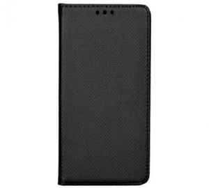 Pouzdro kniha Smart pro Nokia 7 Plus, černá