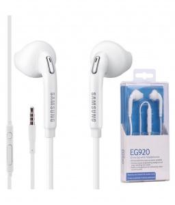 Samsung EO-EG920BW Headset Stereo 3,5mm jack (blistr) průhledný BOX