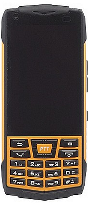 CUBE1 T1 Black-Yellow (dualSIM) Outdoor IP68, WiFi, Android