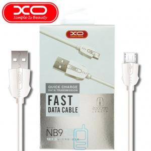 Datový kabel XO Design NB9 micro USB - 1 metr