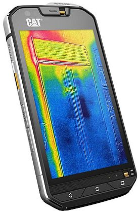 Caterpillar CAT S60 LTE Grey Outdoor Smartphone (dualSIM) 32GB/3GB s termokamerou
