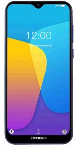 Doogee X90 DualSIM 3G gsm tel. 1+16GB Blue - vystaveno