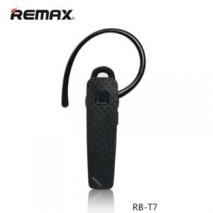 Bluetooth headset REMAX RB-T7 (multi-point) barva černá