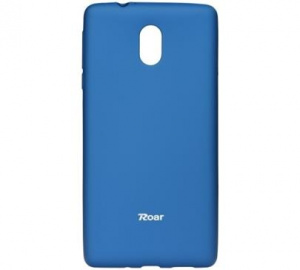 Kryt ochranný Roar Colorful Jelly pro Nokia 6, modrá