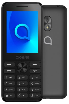 Alcatel 2003D Dark Grey (dualSIM)