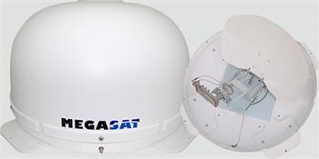 Megasat Shipman, pr.45cm, LNB singl, 33dBi